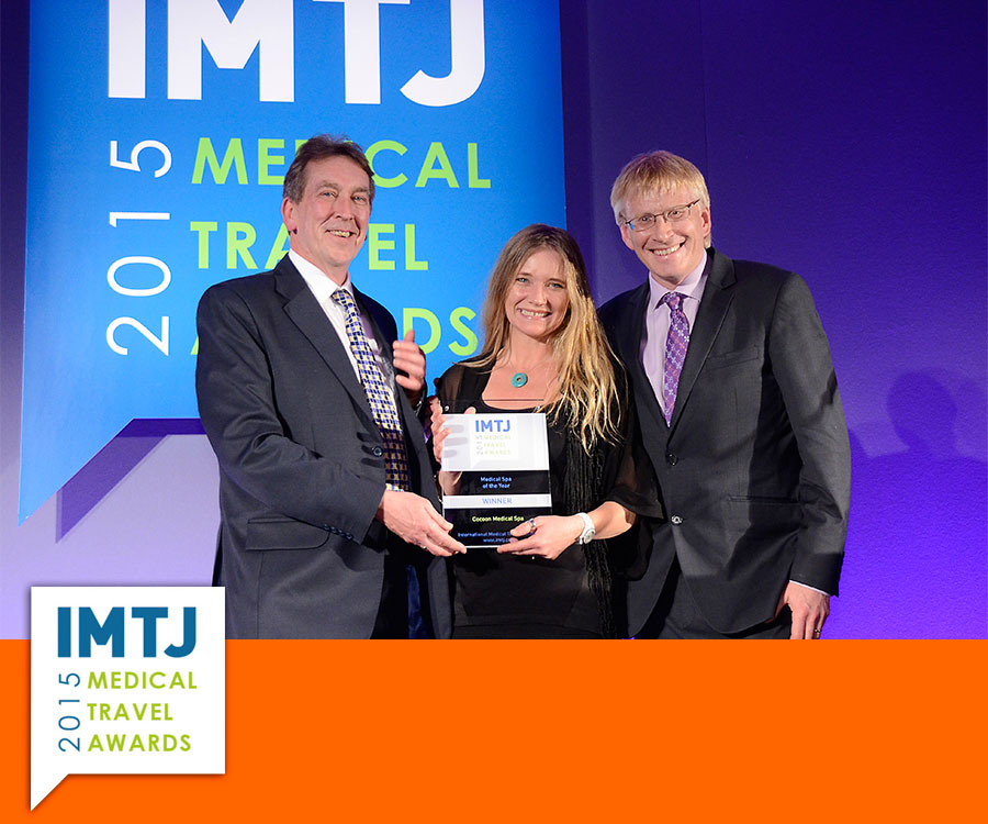 IMTJ Medical Travel Awards 2015