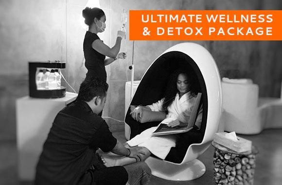 Ultimate Wellness Amp Detox Package Cocoon Medical Spa