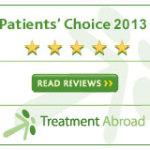 Travel Abroad award 2013