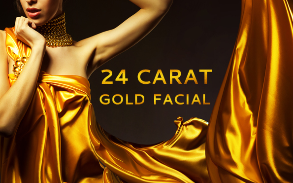 24 Carat Gold Facial Packages at Cocoon Medical Spa