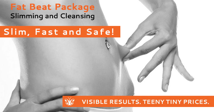 Fat Loss Package Slimming Cleansing