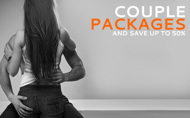 Couple Packages and save up to 50%