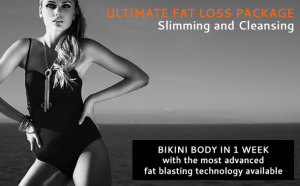 Promotion: Ultimate Fat Loss Package