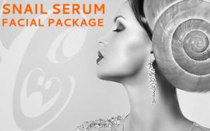 Snail Serum Facial Package