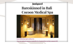 In The Media - Cocoon Medical Spa